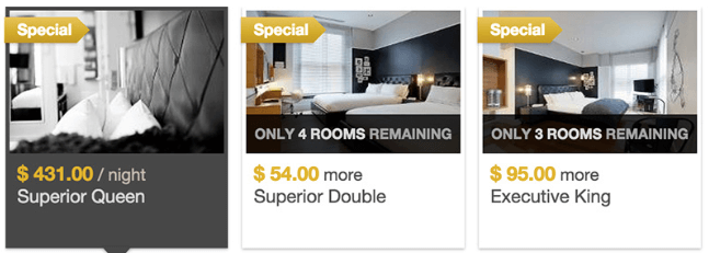 How Upsell Hotel Room