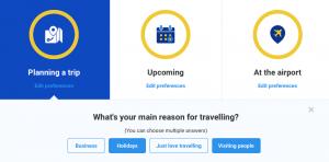 Ryanair example of customer segmentation