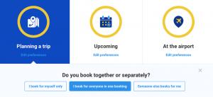 Ryanair user segmentation - example 3