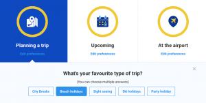 Ryanair user segmentation - example 4
