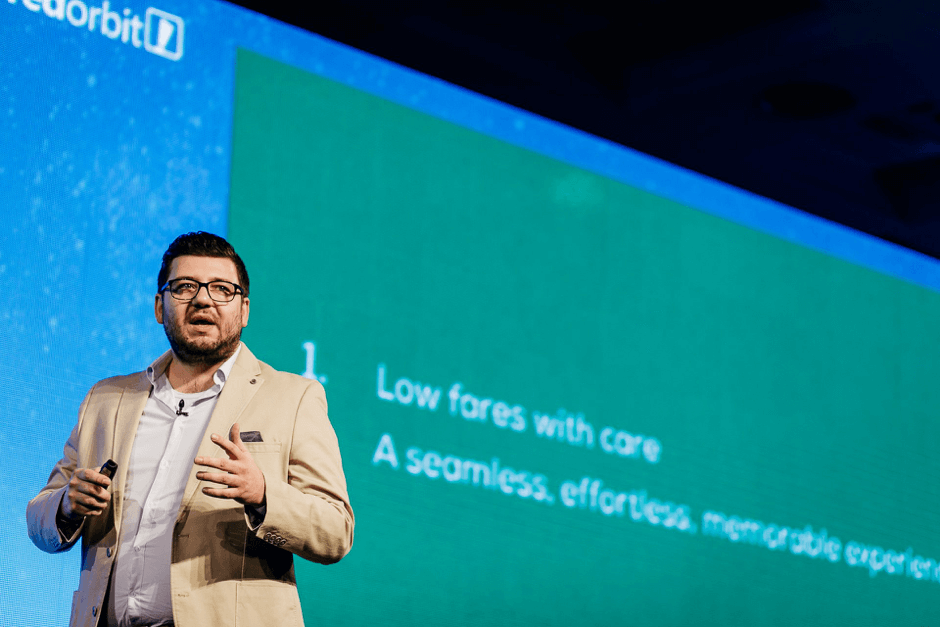 At InOrbit 2018 Vanja Mlaco talked about how Transavia built their conversion optimization culture
