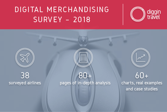 2018 Airline Ancillary Revenue Trends - Digital Merchandising White