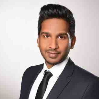 Sandun Dissanayake is responsible for Eurowings airline digital transformation
