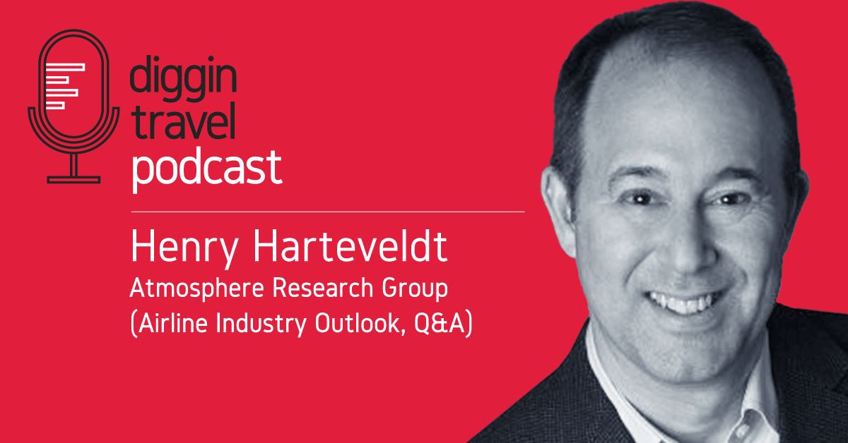 Henry Harteveltd talks about airline industry trends 2020-2021