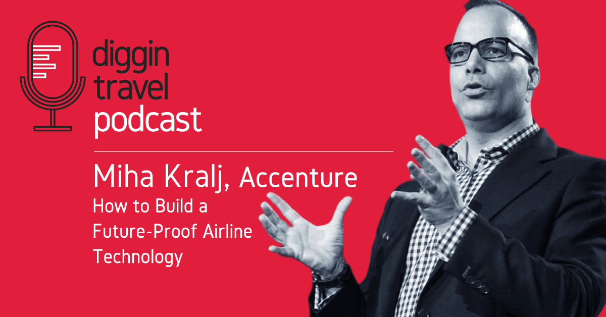 Airline technology trends 2020-2025 with Miha Kralj from Accenture