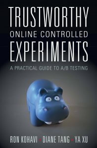 Diggintravel Podcast interview with author of the book Trustworthy Online Controlled Experiments