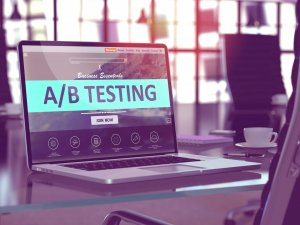 A/B testing and experimentation are the best way to measure your personalization efforts