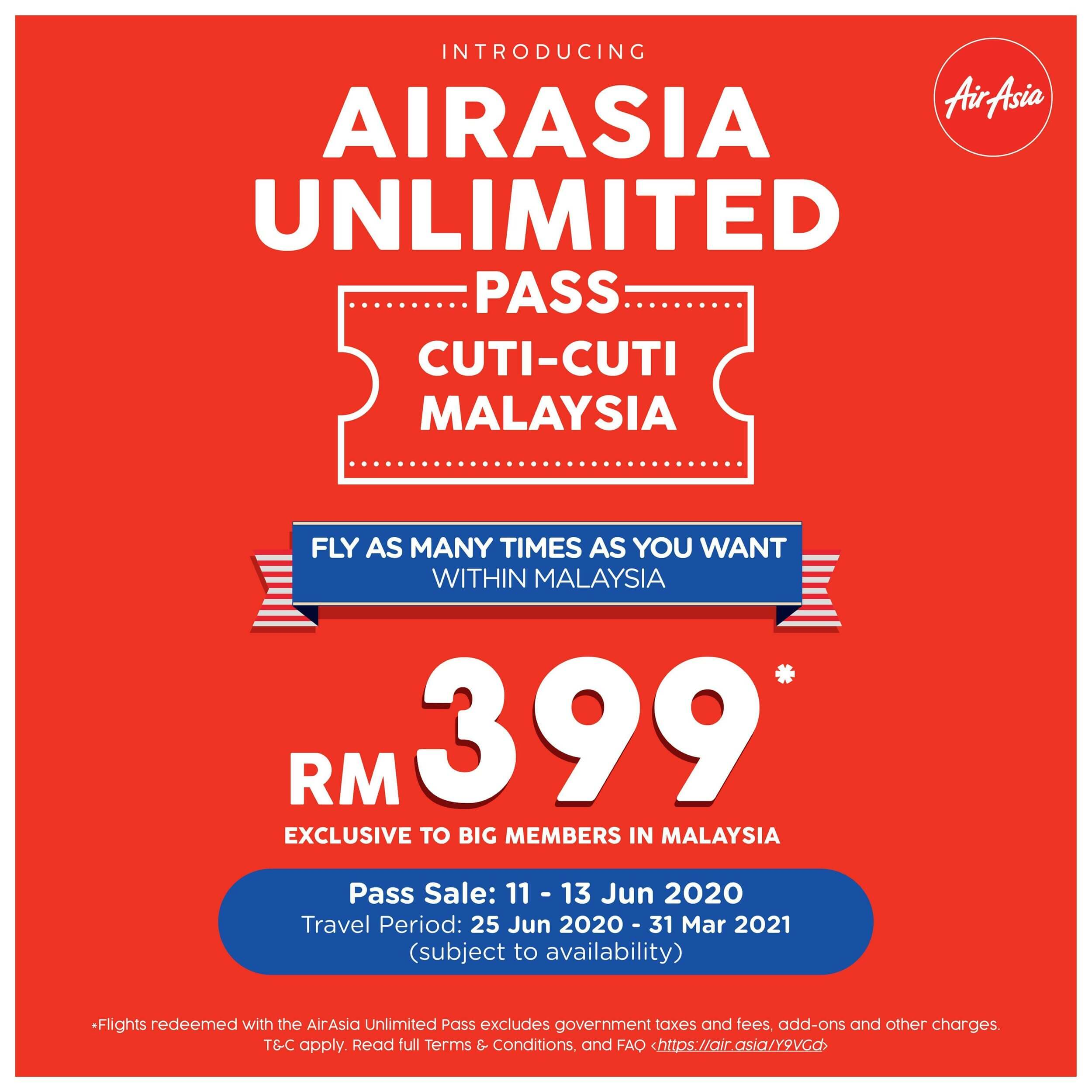 AirAsia Unlimited pass is a great example of disrupting airline digital marketing